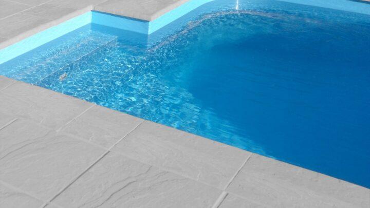 Foto bazén Mystery bílá