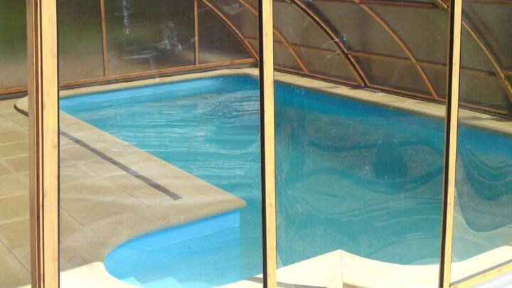 Foto bazén Um. pískovec žlutá