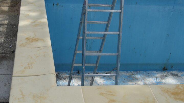 rekonstrukce bazénu umělý pískovec